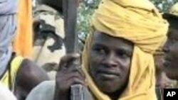 Des rebelles du Darfour, Soudan