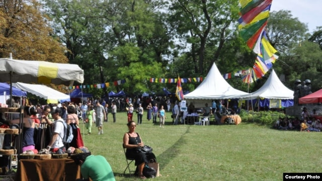 Tibet Festival in Paris 2011