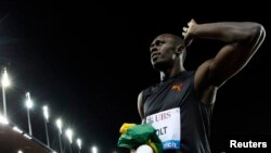 El jamaiquino Usain Bolt fue el gran ganador del atletismo en las pasadas olimpíadas de Londres 2012.