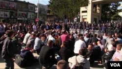 Prizren protest