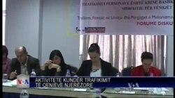 Aktivitete kundër trafikimit të qënieve njerëzore