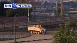 VOA60 Africa 19 Agosto 2013