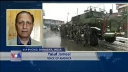 بھارت کے زیر اتنظام کشمیر میں فوج اور پولیس کے اڈوں پر علیحدگی پسندوں کے حملے