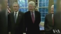 回答提问:美国总统的退休生活