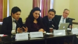 Regional Integration in Central Asia & the New Silk Road – How do we get there? GWU/Oct 28, 2014