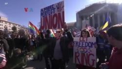 Putusan MA AS Larang Diskriminasi LGBT di Tempat Kerja