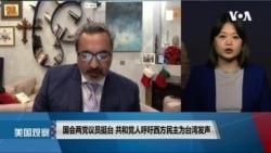 国会两党议员挺台 共和党人呼吁西方民主为台湾发声