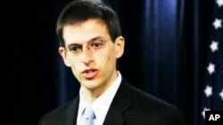 ABD Maliye Bakanlığı Terörizm ve Finansal İstihbarat Sorumlusu Müsteşar Vekili Adam Szubin