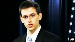 FILE - Acting Under Secretary for Terrorism and Financial Intelligence Adam Szubin.