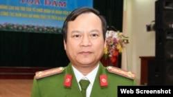 Đại tá Võ Tuấn Dũng, Phó Cục Trưởng C50, Bộ Công An, được loan tin đã 'đột tử' hôm 4/5/2018.