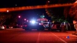 2015-12-13 美國之音視頻新聞: 加州清真寺縱火案嫌疑人被警方緝拿