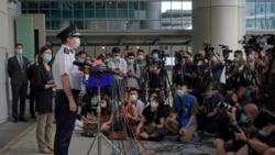 香港警方國安處長涉不當行為停職受查 民主派批警隊嚴人寬己難服眾