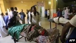 Des patients dans l'hôpital de Omdurman, au Soudan, le 10 juin 2019.