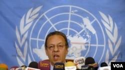 Utusan PBB untuk Yaman, Jamal Benomar (Foto: dok).