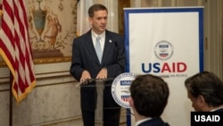 USAID Administrator Mark Green Russia Malign Influence