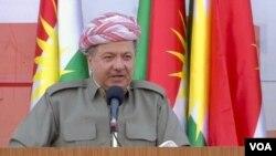 마수드 바르자니 이라크 쿠르드 자치정부 수반.