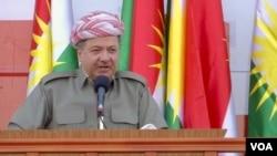دعوت رئیس اقلیم کردستان برای شرکت در رفراندوم
