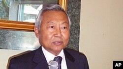 前台湾省议员苏顺国