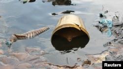 Poluição no Delta do Níger