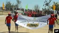 Festival da Juventude no Namibe, Angola
