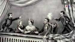 Linkolnun güllələnməsindən sonrakı anı təsvir edən rəsm əsəri