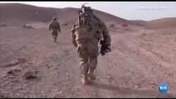 EUA retira forças de combate de África