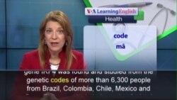 Phát âm chuẩn - Anh ngữ đặc biệt: A Gene for Gray Hair Identified (VOA)