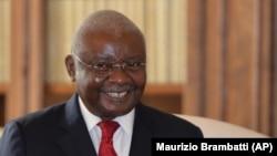 Le président du Mozambique, Armando Guebuza
