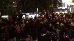 8.3旺角再遊行後再佔領 黃大仙意外爆警民衝突 (粵語)