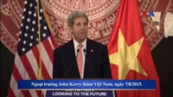 Ngoại trưởng Mỹ sẽ phát biểu tại hội thảo về chiến tranh VN