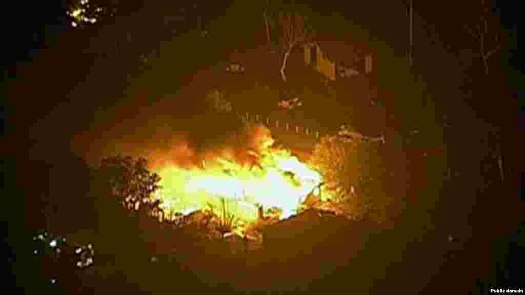 Un incendie a précédé l'explosion dans l'usine d'engrais
