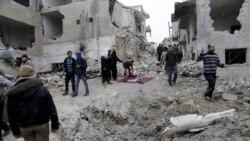 ဆီးရီးယား အလက္ပိုမွာ ၁၀နာရီ အပစ္ရပ္ဖို႔ ႐ုရွား ေၾကညာ