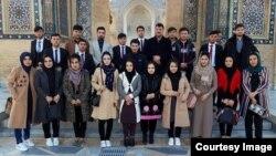 Afg'onistonlik o'zbek talabalar Samarqandda, 8-yanvar, 2019