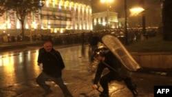 Gürcüstanda qarşıdurma zamanı iki nəfər həlak olub