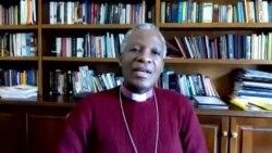 Archbishop Magoba Speaking to Zimbabweans About Coronavirus