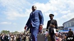 """Lutte contre la corruption : Tshisekedi veut changer """"les mentalités"""""""