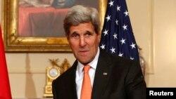 Menlu Amerika Serikat John Kerry di Washington DC (Foto: dok).