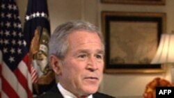 سخنان پرزيدنت بوش بمناسبت پنجمين سالگرد جنگ عراق