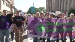 Occupy Wall Street Protests Spread Across Country