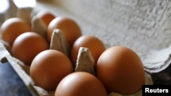 New U.S. food guidelines for healthy eating include eggs.