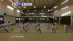 Muri Afurika y'Epfo abana baraharira amahirwe yo gukina Karate