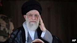 Pemimpin tertinggi Iran Ayatollah Ali Khamenei (foto: dok).