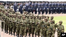Abasirikare b'igihugu ca Kenya