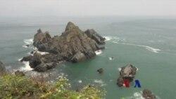 台湾马祖:昔日碉堡战壕如今旅游胜地