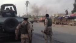 EE.UU. apoya con ataques aéreos Afganistán