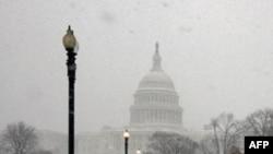 Снегопады вызвали дебаты по изменению климата