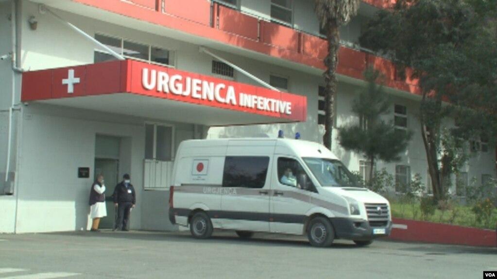 Shqipëri, bie numri i të vdekurve nga COVID 19 në javën e fundit