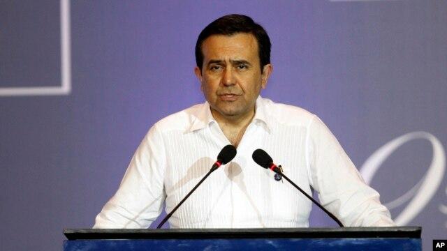 Bộ trưởng Thương mại Mexico Ildefonso Guajardo.