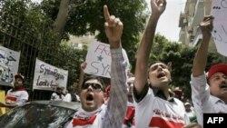 """""""Namoyishchilarga qarshi zo'ravonliklar kuchaysa, Bashar al-Assadga ham sanksiya qo'llanadi"""""""