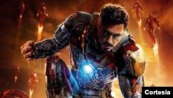 La película Iron Man 3 ha sido hasta la más taquillera de la temporada de verano.